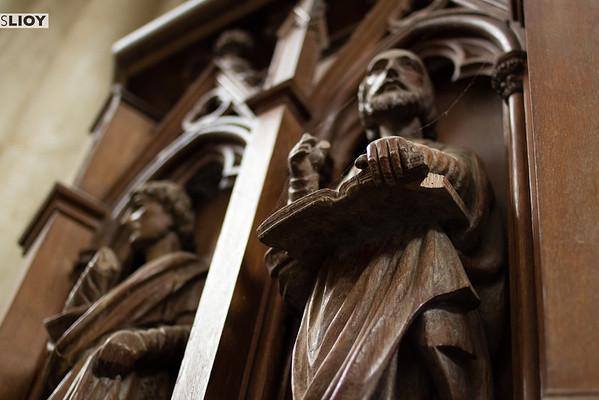 st quirice church provins france