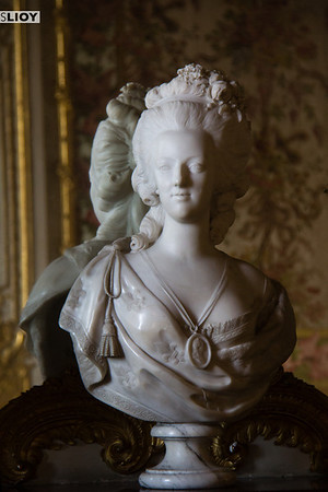 bust of marie antionette