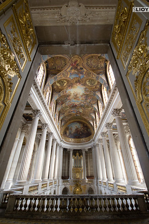 versailles palace chapel