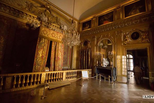 versailles bedroom of the king