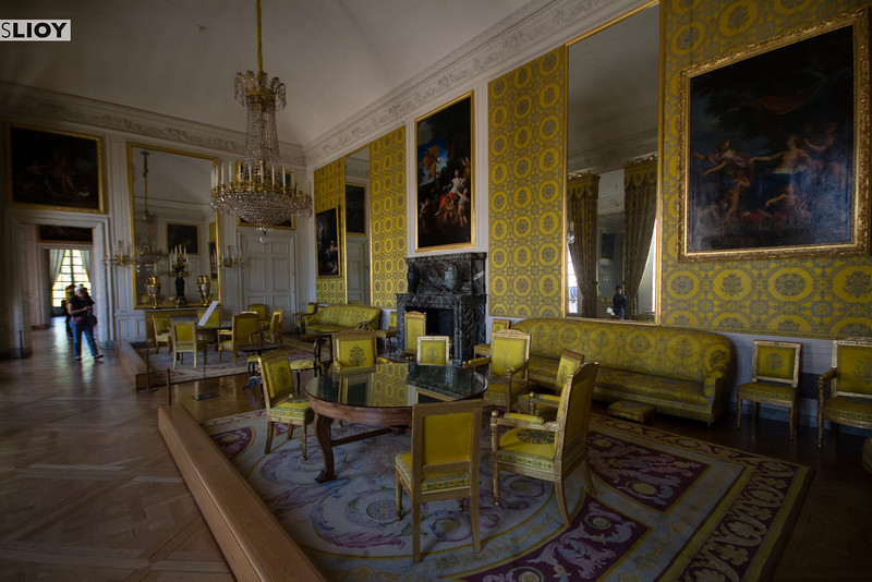 grand trianon louis philippe room