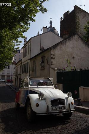 backstreets ofparis