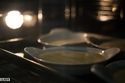 baking creme brulee
