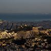 Athens' Parthenon at Sunrise.