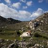 Small Chapel on the Crete E4 Trail near Kato Zakros in Greece.