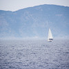 Sailing the Saronic Islands in Greece