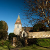 St Cosmas & St Damian's Church in the village of Keymer in the South Downs of England.