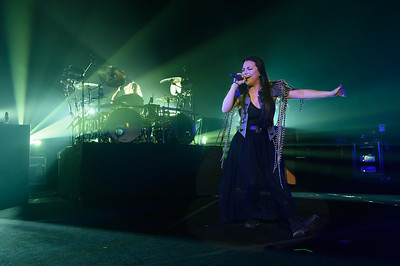 Evanescence Hammersmith Apollo 14/06/17