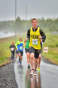 June 21, 2014: Mayor's Midnight Sun Marathon and Half Marathon