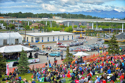 June 21, 2014: GCI Centennial Summer Solstice Concert featuring The Spin Doctors, Solvent Green and the Ken Peltier Band.