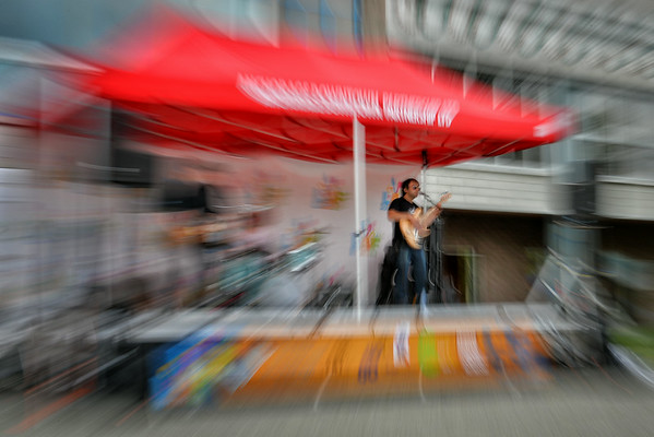 July 11, 2014: Anchorage Downtown Partnership presents Live After Five featuring Woodrow.