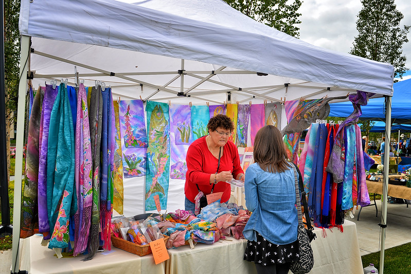 July 19, 2014: Anchorage Downtown Partnership presents Salmon Daze Festival.