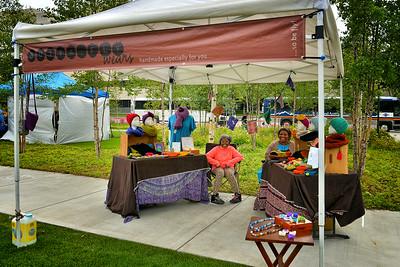 July 19, 2014: Anchorage Downtown Partnership presents Salmon Daze Festival.