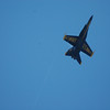 Blue angels 2008 buzz the house :