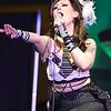 Seattle Steampunk Exhibtion Ball 2013 - Diva Le Deviant MC
