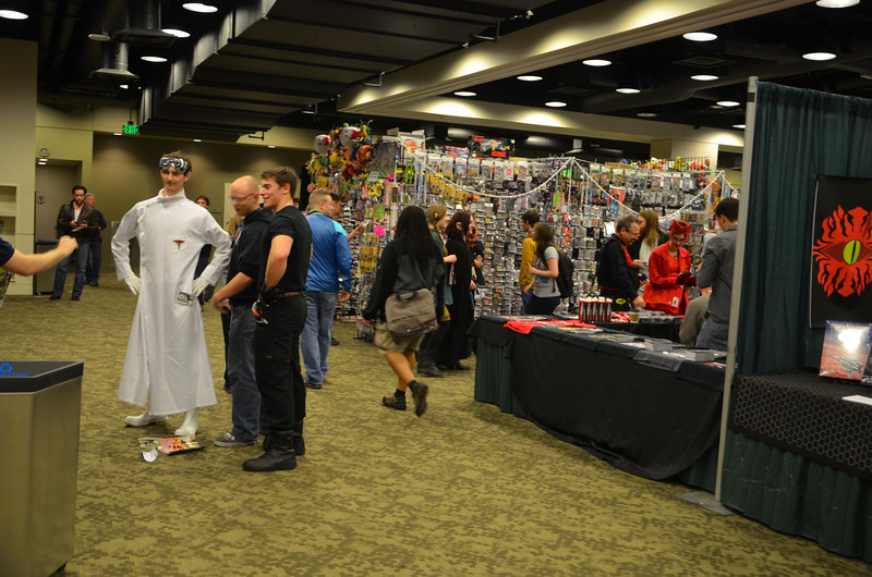 Emerald City Comic Con Day 2 Cosplay and convention pictures
