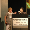 Gnomedex08day1Round1 : First three speakers at Gnomedex 08