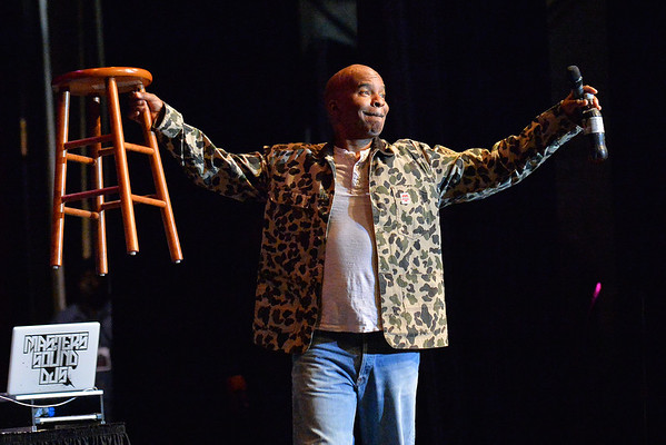 June 20, 2014: In Living Color Reunion Tour featuring David Alan Grier and Tommy Davidson.