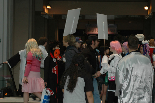 sakuracon, 2008, pictures, cosplay, girls, costume, seattle