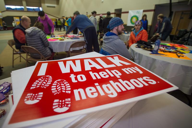 United Way Anchorage Walk For Warmth