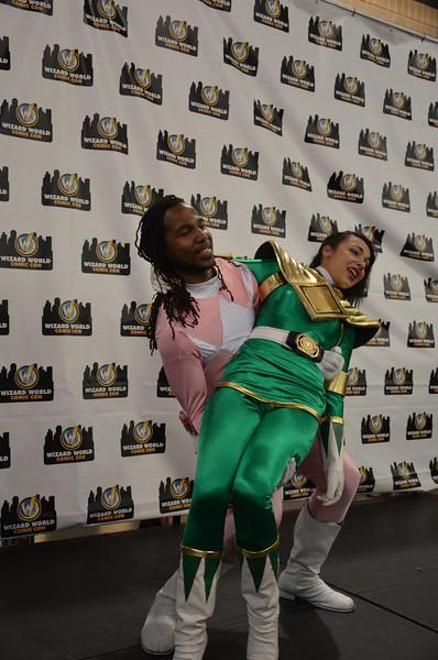 Wizard World Philadelphia Comic Con 2013 - Cosplay Contest