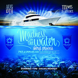 08/13/16 Madness On The Water