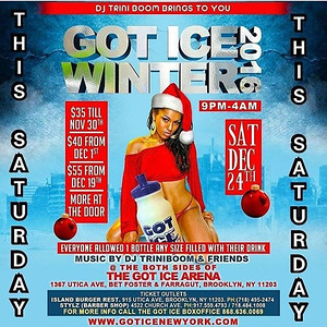 12/24/16 Got Ice Winter