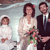 Wedding Day, April 16th 1987