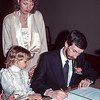 Wedding Day, April 16th 1987 - you are really doing this??