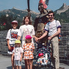 Fun and games on the Great Wall of China