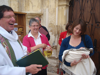 Dean Francis Baptism
