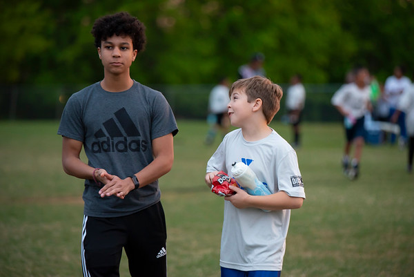 20190417 Jaydan and Chloe Flag Football 048Ed