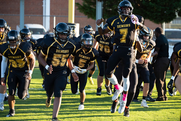20191010 RJR JV Football vs Davie 151Ed