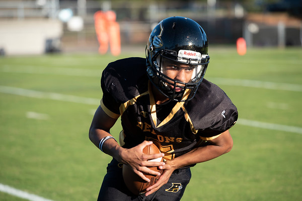 20191010 RJR JV Football vs Davie 013Ed
