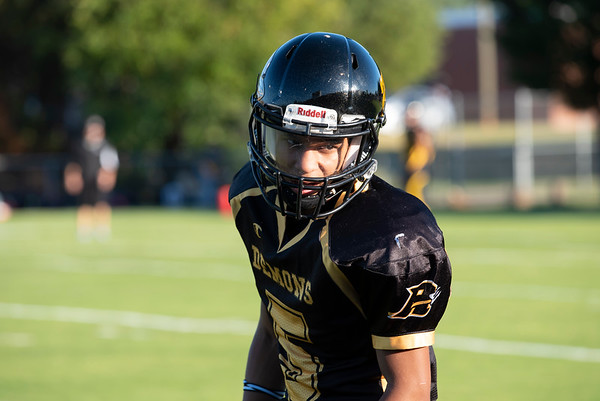 20191010 RJR JV Football vs Davie 006Ed