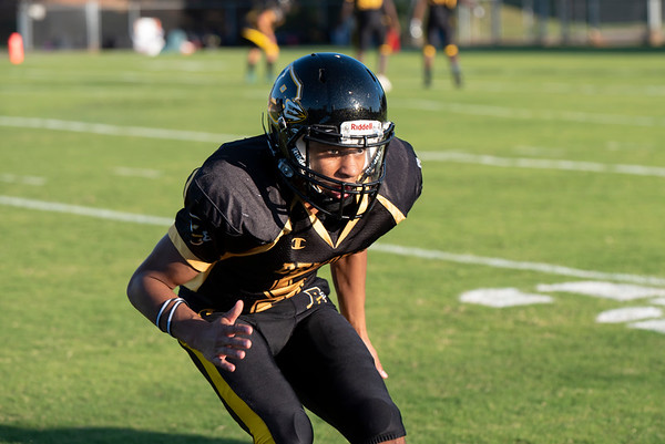 20191010 RJR JV Football vs Davie 044Ed