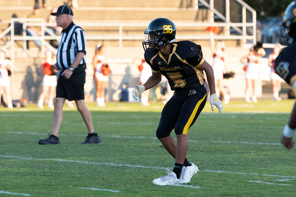 20191010 RJR JV Football vs Davie 191Ed