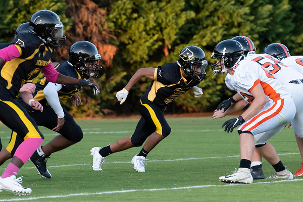 20191010 RJR JV Football vs Davie 206Ed