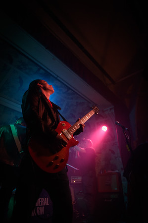 Federal Charm @ The Deaf Institute 10/12/15