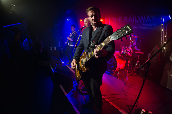 Federal Charm @ The Railway Winchester 15/07/16