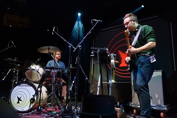 FIGHTBACK! Music Venue Trust Benefit Concert - Roundhouse 18/10/16