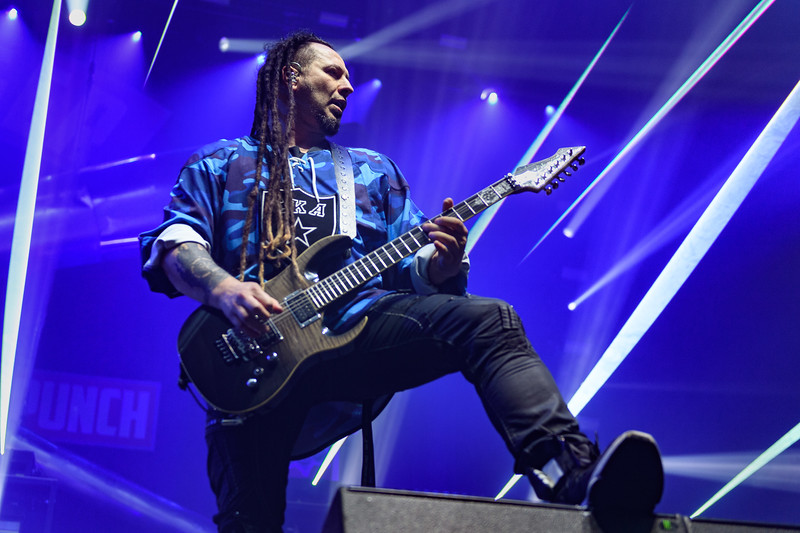 Five Finger Death Punch @ SSE Arena Wembley 21/12/17