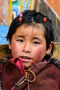 Nepali girl