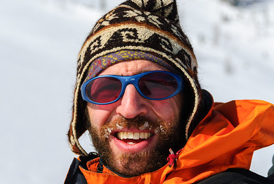 Dave Cook, Jumbo Pass, British Columbia