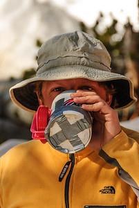 Derek Ormerod, Sierra Nevada, California