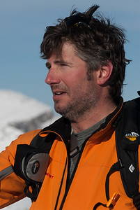 Mark Longtine, International Basin, British Columbia