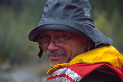 Richard Hughes, Alsek River, Alaska