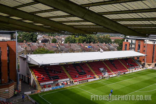 Leyton Orient v Eastleigh - Vanarama National League