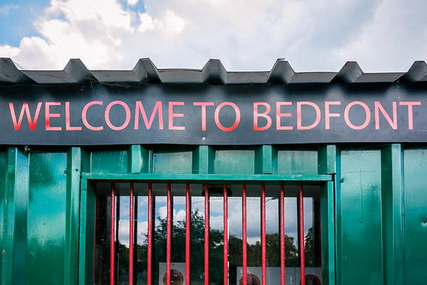 Bedfont Sports v Bedfont & Feltham, Combined Counties League
