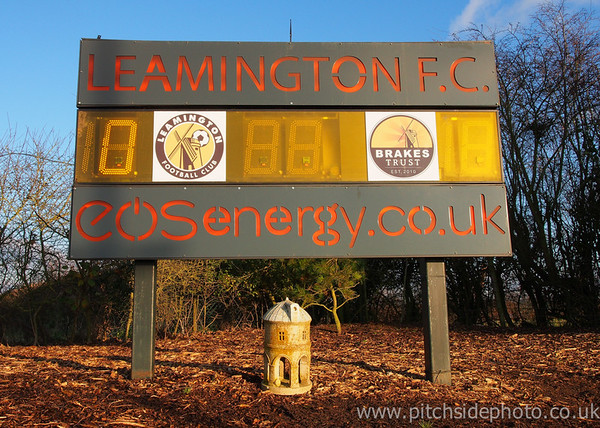 - Leamington v AFC Totton, Southern League, The New Windmill Ground, Leamington - 1/12/12 - ©Paul Paxford/Pitchside Photo. No unauthorised use. Contact Pitchsidephotography@gmail.com